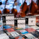 Rondo Violin String, Rondo Cello String and Ti Violin String in Hong Kong now!