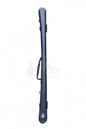 B&C Violin Bow & Viola Bow Case 小提琴弓&中提琴弓盒 Carbon Fiber Glitter Blue