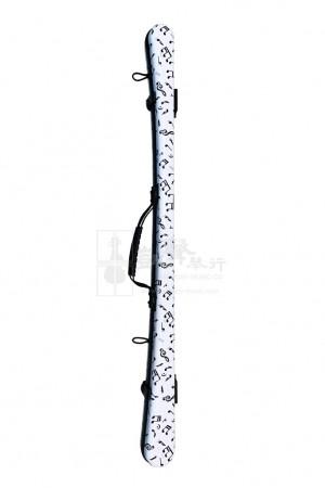 B&C Violin Bow & Viola Bow Case 小提琴弓&中提琴弓盒 Carbon Fiber Musical Notes