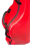 B&C Cello Case 大提琴盒 Carbon Fiber Alfred Red