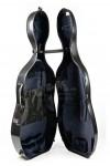 bam Cello Case 大提琴盒 Hightech Adjustable Black Carbon Look