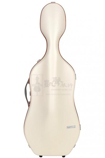 bam Cello Case 大提琴盒 Ice Supreme Hightech Polycarbonate Orange