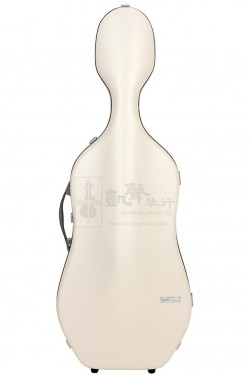 bam Cello Case 大提琴盒 Ice Supreme Hightech Polycarbonate Silver
