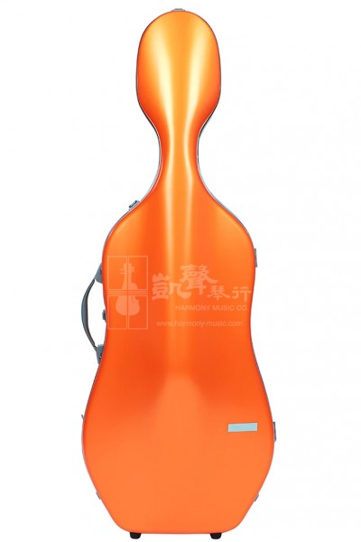 bam Cello Case 大提琴盒 La Defense Hightech Orange