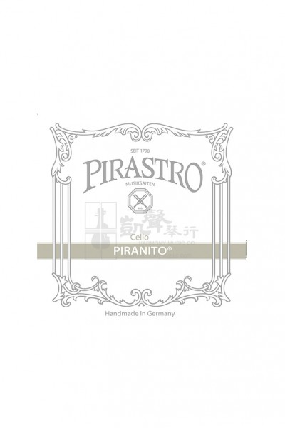 Pirastro Piranito Cello String 大提琴弦 Set 1/2-3/4