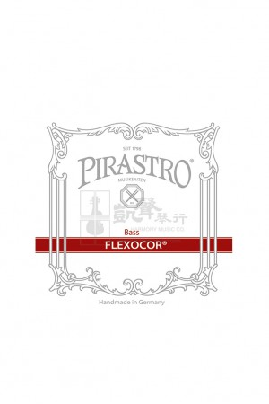 Pirastro Flexocor Double Bass String 低音大提琴弦 Set 3/4