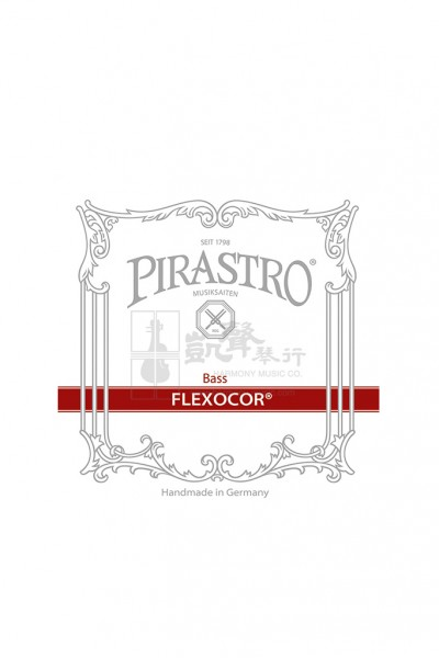 Pirastro Flexocor Double Bass String 低音大提琴弦 Set 1/8