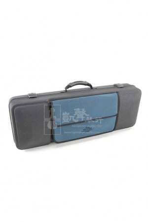 Jakob Winter Viola Case 中提琴盒 Oblong Pocket Blue