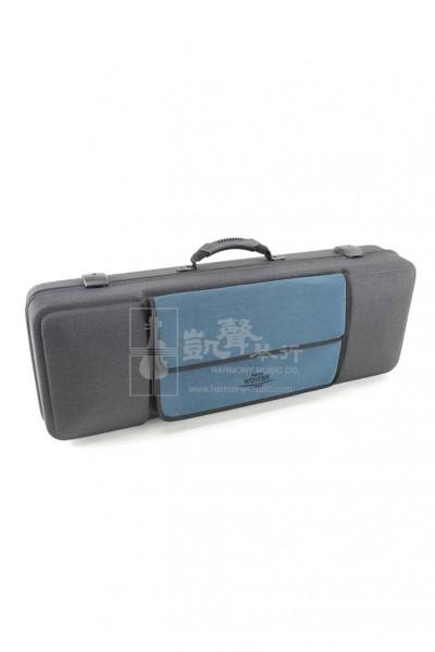 Jakob Winter Viola Case 中提琴盒 Oblong Pocket Blue