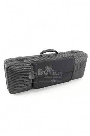 Jakob Winter Viola Case 中提琴盒 Oblong Pocket Carbon Black