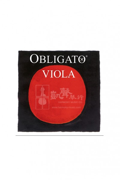 Pirastro Obligato Viola String 中提琴弦 Set 4/4