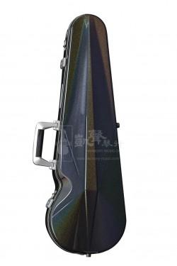 bam Violin Case 小提琴盒 Cosmic Supreme Contoured Silver