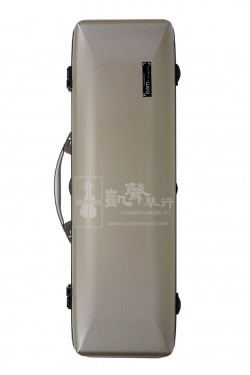 bam Violin Case 小提琴盒 Hightech Supreme Oblong Champagne-Black