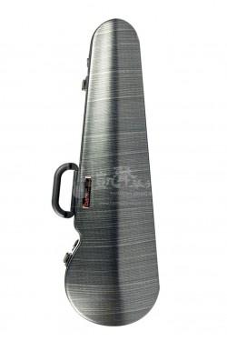 bam Violin Case 小提琴盒 Hightech Contoured Black Lazure