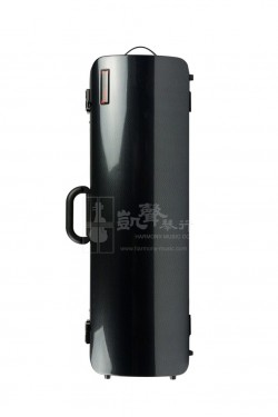 bam Violin Case 小提琴盒 Hightech Oblong Black Carbon Look