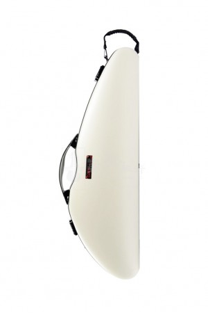 bam Violin Case 小提琴盒 Hightech Slim White