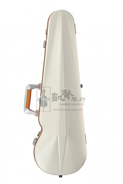 bam Violin Case 小提琴盒 Ice Supreme Contoured Orange