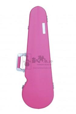 bam Violin Case 小提琴盒 L'Etoile Contoured Pink