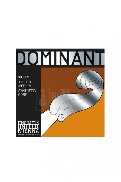 Dominant Violin String 小提琴弦 135 Set Thomastik-Infeld 1/8