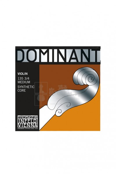 Dominant Violin String 小提琴弦 135 Set Thomastik-Infeld 3/4