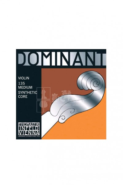 Dominant Violin String 小提琴弦 135 Set Thomastik-Infeld 4/4