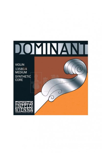 Dominant Violin String 小提琴弦 135B Set Thomastik-Infeld 1/4