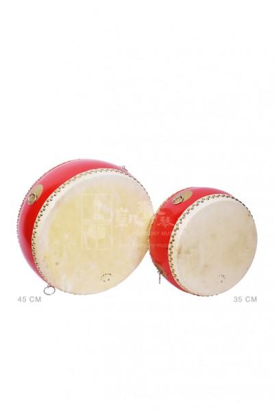 Suzhou Flat Drum 扁鼓 35 cm