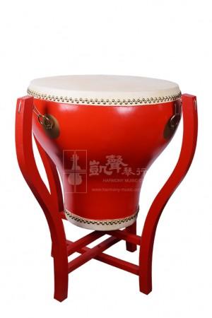 """Suzhou 18 Chinese Inch """"Flowerpot"""" Drum"""