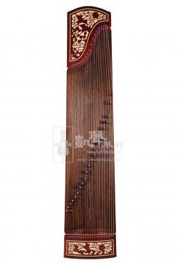 Shanghai Dunhuang Yun Rosewood 21-Strings Guzheng