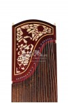 Shanghai Dunhuang Yun Guzheng 古箏 Rosewood 21-Strings