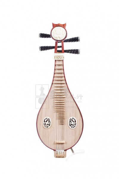 Xuzhou Rosewood Liuqin by Liu Changzhong