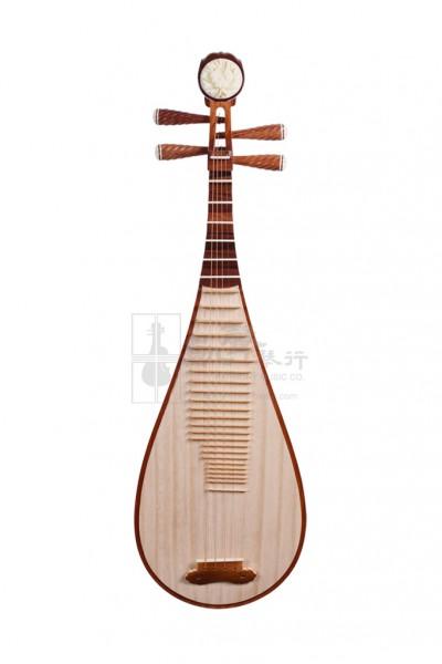 Selected Suzhou Fragrant Rosewood Pipa by Zhu Chongshan
