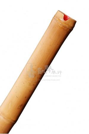 Taiwan Bamboo 8-Hole Southern Xiao by Xie Bing G key